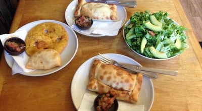 Photo of Cafe Jumbo Empanadas at 245 Augusta Ave, Toronto, ON M5T 2L8, Canada