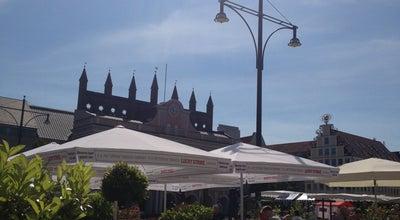 Photo of Cafe ALEX at Neuer Markt 17-18, Rostock 18055, Germany