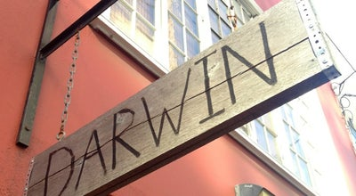 Photo of Cafe Darwin at 212 Ritch St, San Francisco, CA 94107, United States