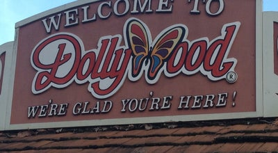 Photo of Theme Park Dollywood at 2700 Dollywood Parks Boulevard, Pigeon Forge, TN 37863, United States