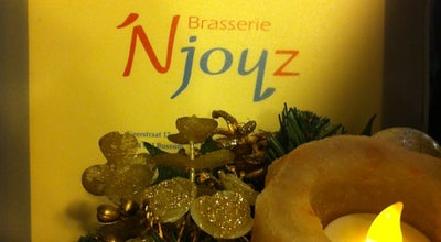 Photo of Cafe Njoyz at Veerstraat 12, Bussum, Netherlands