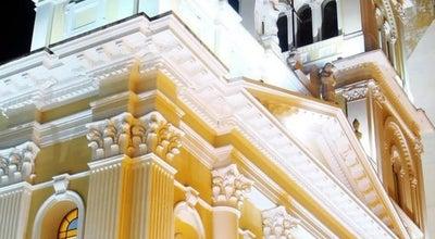 Photo of Church Catedral Metropolitana de Nossa Senhora da Ponte at Pça. Cel. Fernando Prestes, Sorocaba 18010-060, Brazil