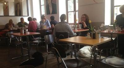 Photo of Cafe Cafe Hüller at Eduard-schmid-str. 8, München 81541, Germany
