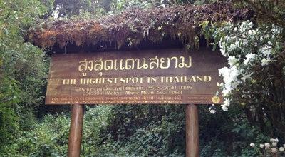 Photo of Mountain ดอยอินทนนท์ (Doi Inthanon) at ถ.จอมทอง-ดอยอินทนนท์, Chom Thong 50160, Thailand