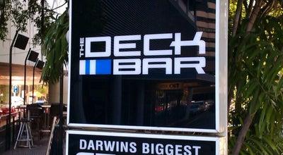 Photo of Bar The Deck Bar at 22 Mitchell St, Darwin, No 0810, Australia