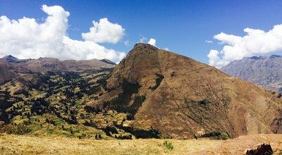 Photo of Nature Preserve Ollantaytambo - Vale Sagrado Cusco at Peru