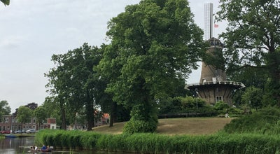 Photo of Monument / Landmark Molen van Piet at Clarissenbuurt 4, Alkmaar 1811 GC, Netherlands