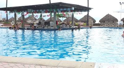 Photo of Bar Pool Bar at Buenaventura Grand Hotel & Spa, Mexico