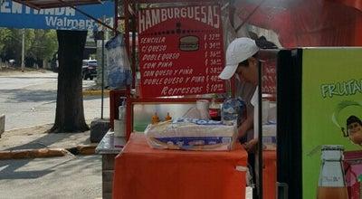 Photo of Burger Joint Hamburguesas al Carbón at Walmart Satélite, Mexico