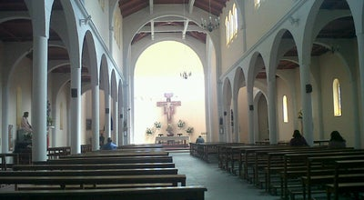 Photo of Church iglesia Pompeya at 2 Poniente 1 Sur, Chile