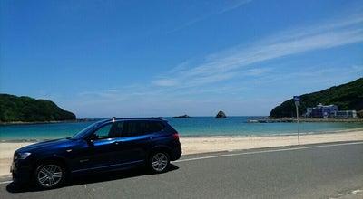 Photo of Beach 外浦海岸 at 外ヶ岡1-1, 下田市 415-8505, Japan
