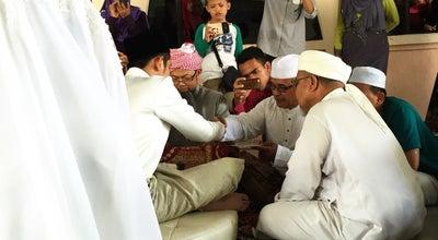 Photo of Mosque Masjid Saidina Abu Bakar As-Siddiq (Taman Guar Perahu) at Lorong Guar Perahu 13, Kubang Semang 14400, Malaysia