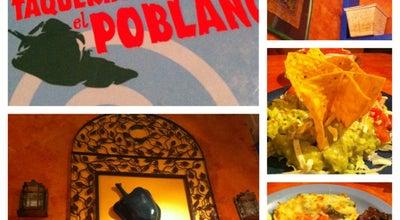 Photo of Mexican Restaurant Taqueria el Poblano at 2503a N Harrison St, Arlington, VA 22207, United States