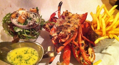 Photo of Seafood Restaurant Burger & Lobster at 36-38 Dean St, Soho W1D 4PS, United Kingdom