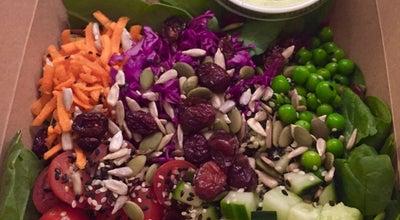 Photo of Vegetarian / Vegan Restaurant The Goods at 1255 Dundas Street West, Toronto, On, Canada
