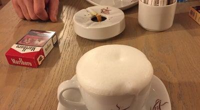 Photo of Coffee Shop Kahve Tiryakisi at Çerkezköy, Tekirdag 59500, Turkey