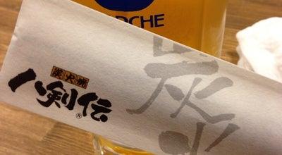 Photo of Bar 八剣伝 米子駅前店 at 明治町194, 米子市 683-0053, Japan