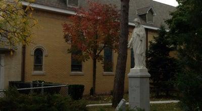 Photo of Church Sacred Heart R.C. Church at 145 Randolph Ave, Clifton, NJ 07011, United States