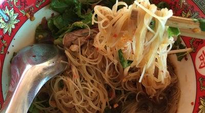 Photo of Ramen / Noodle House ก๋วยเตี๋ยวน้ำแดงลุงปลีก at Thailand