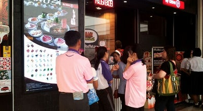 Photo of Sushi Restaurant Shabu Shi by Oishi at Centralplaza Pitsanulok, Thailand