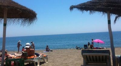 Photo of Beach Playa de Fuengirola at Paseo Marítimo Rey De España, Fuengirola 29640, Spain