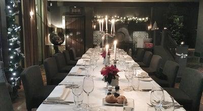 Photo of French Restaurant Villa Beukenhof at Terweeweg 2-4, Oegstgeest 2341 CR, Netherlands