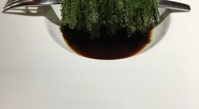 Photo of Vegetarian / Vegan Restaurant WUJIE The Bund 大蔬无界·外滩美素馆 at Bund 22 Zhong Shan Dong Er Lu 4f, Shanghai, 23, China
