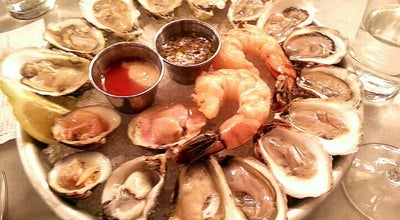 Photo of Seafood Restaurant Neptune Oyster at 63 Salem St, Boston, MA 02113, United States