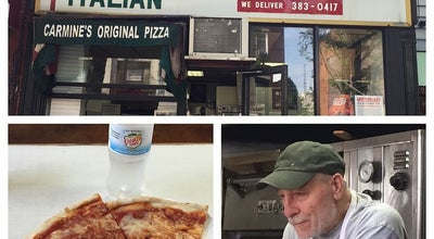 Photo of Pizza Place Carmine's Original Pizza at 93 Norman Ave, Brooklyn, NY 11222, United States