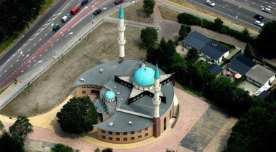 Photo of Mosque Süleymaniye Moskee at Wandelboslaan 2, Tilburg 5042 PD, Netherlands