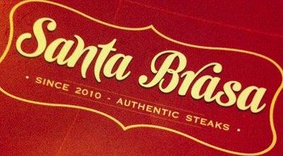Photo of Steakhouse Santa Brasa Authentic Steaks at Shopping Uberaba, Uberaba 38020-433, Brazil