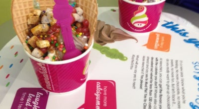 Photo of Dessert Shop Menchie's Frozen Yogurt at Canada
