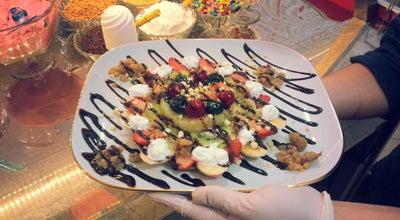 Photo of Dessert Shop Sweet My Waffle Cafe & Bistro Alanya at Bostancıpınarı Caddesi No:40, Alanya 07400, Turkey