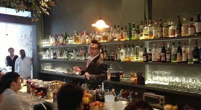 Photo of Cocktail Bar Bitters & Love at 118 Telok Ayer Street, Singapore 068587, Singapore