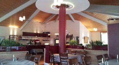 Photo of Italian Restaurant La Romantica am Otto-Hahn-Zentrum at Bahnhofsallee 1c, Göttingen 37081, Germany