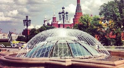 Photo of Plaza Манежная площадь / Manezhnaya Square at Манежная Пл., Москва 125009, Russia