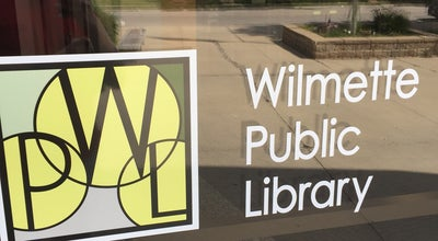 Photo of Library Wilmette Public Library at 1242 Wilmette Ave, Wilmette, IL 60091, United States