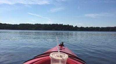 Photo of Lake Canobie Lake at South Shore Road, Salem, NH 03079, United States