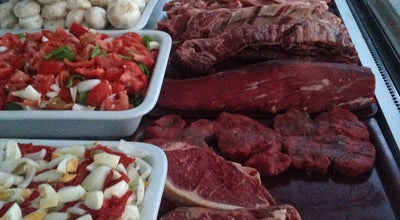 Photo of BBQ Joint Restaurante Grill El Pulpo at Platja De Talamanca, Ibiza 07800, Spain