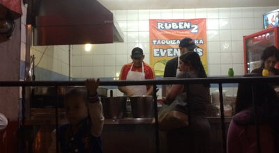 Photo of Taco Place Tacos ruben 2 at Juan Escurría, Tepic, Mexico