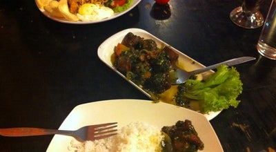 Photo of Asian Restaurant Sobat cafe simpang benteng at Jl.soekarno - Hatta, Payakumbuh, Indonesia