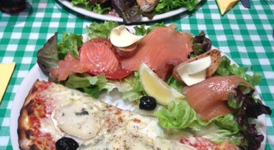 Photo of Italian Restaurant Pizza Pasteria Casa Castagno at 22 Rue Du Vieux Sextier, Avignon 84000, France