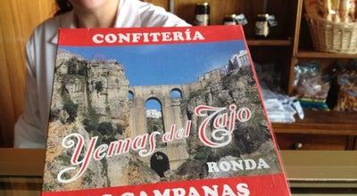 Photo of Dessert Shop Confiteria Las Campanas at Plaza Del Socorro 3, Ronda, Spain