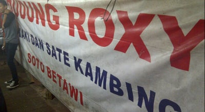 Photo of Soup Place Sop Kaki Kambing Dudung Roxy at Jalan Biak, Jakarta Barat 11440, Indonesia