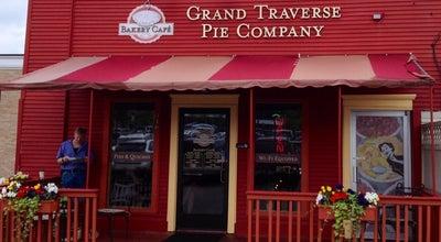 Photo of Bakery Grand Traverse Pie Company at 316 E Mitchell St, Petoskey, MI 49770, United States