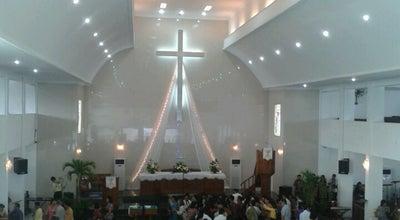 Photo of Church Gereja HKBP Kota Pekanbaru at Jl. Hangtuah No. 36, Pekanbaru 28111, Indonesia