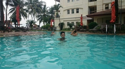 Photo of Pool Marbella - Swimming Pool at Jl. Raya Anyer, Serang, Indonesia