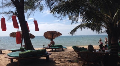 Photo of Cocktail Bar Mushroom Beach Drinking Point at Cambodia