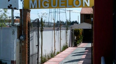 Photo of BBQ Joint Carnitas Miguelon at Av. Tecnológico 1002, Metepec, Mexico