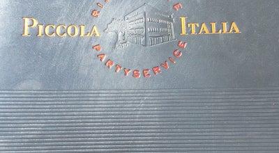 Photo of Italian Restaurant Piccola Italia at Lise-meitner-straße 20, Landau 76829, Germany